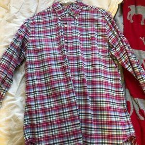 Men's Polo Oxford Shirt